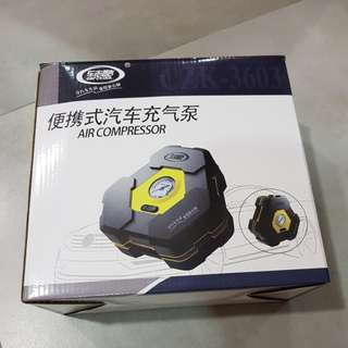 Portable Digital air pump