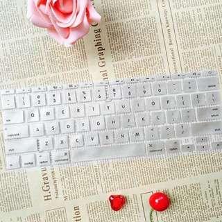 [KEYBOARD PROTECTOR] [Macbook] Silicon Coloured Keyboard Protector
