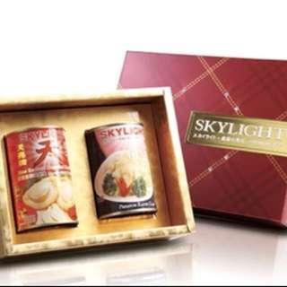 Skylight Abalone Gift Set