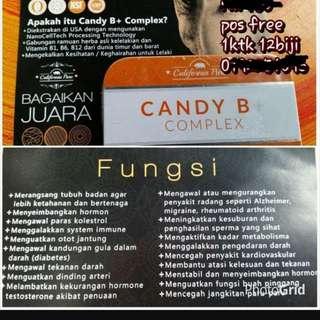 (Restock) Candy b+
