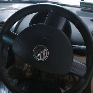 VW beetle2.0 2007車內碳纖飾件一套