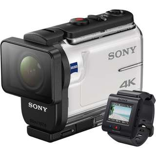 Sony 4k action camera X3000R
