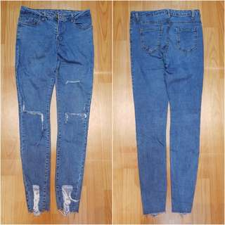 Ripped Jeans Magnolia