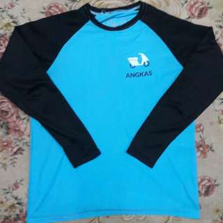 Limited Edition Dri Fit Angkas Long Sleeve