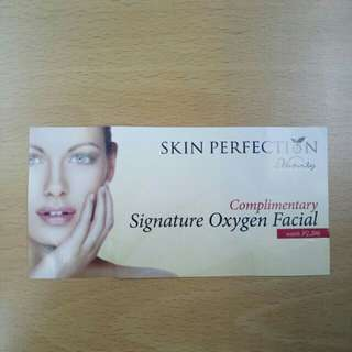 Skin Perfection Signature Oxygen Facial