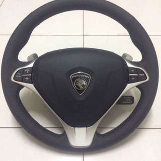 Proton Preve High Spec Steering
