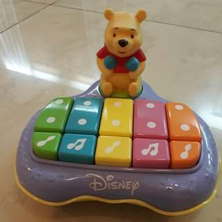 Winnie the pooh xylophone music