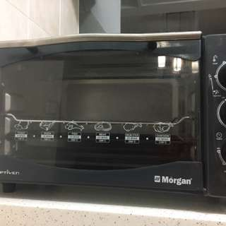Morgan Electric Oven