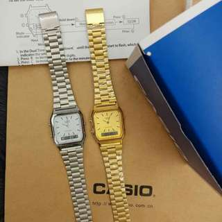 NEW ARRIVAL CASIO OEM Each.WATERPROOF .COMPLETE PAKAGING