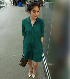 Dress sandra dewi