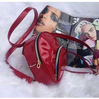 Ransel jelly merah