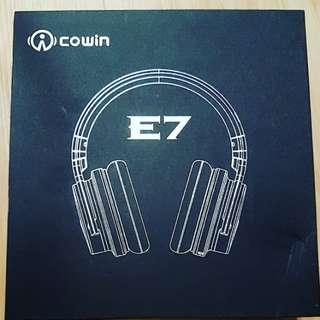 Cowin e7 headset