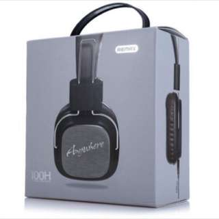 REMAX RM-100 wired Headphones