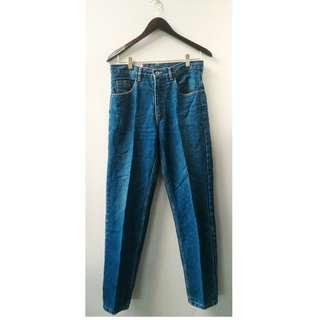 Celana Jeans Biru Pria Levi's