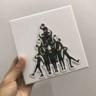[Free Delivery] EXO Miracle In December Album