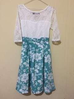 My Flowery Dress Mint & Co