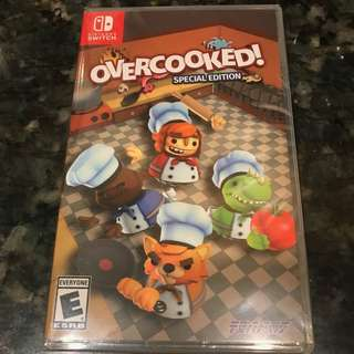 (BN) Overcooked