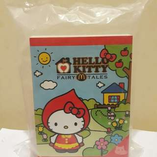 Hello Kitty Macdonalds - Little Red Riding Hood