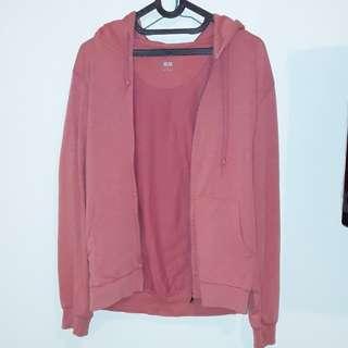 UNIQLO Jacket/Hoodie
