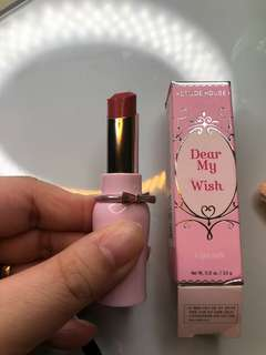 Lipstick Etude : Dear My Wish Lip-Talk