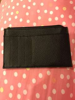 Genuine Leather card holder + money purse