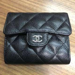 全場最平‼️極新真品有卡有貼Chanel Classic Wallet bought in June 2017