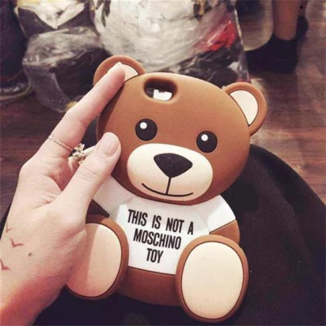 3D Bear iPhone 6/6s Case