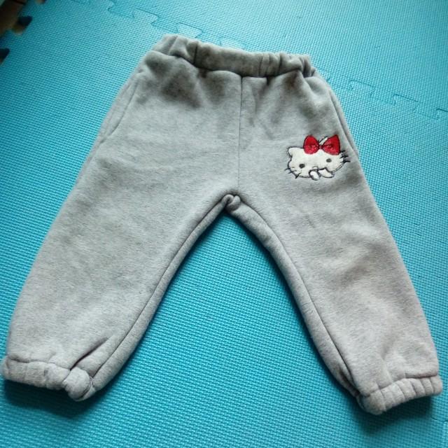 女童褲 (厚純棉)