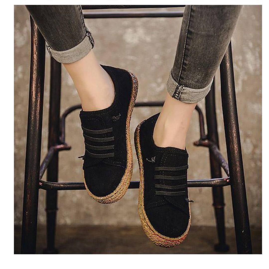韓國適耐磨手工鞋