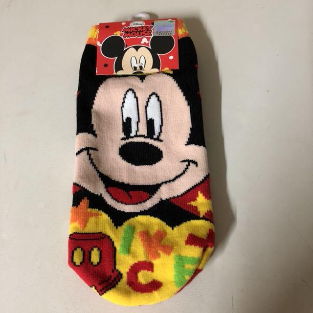 米奇 短襪