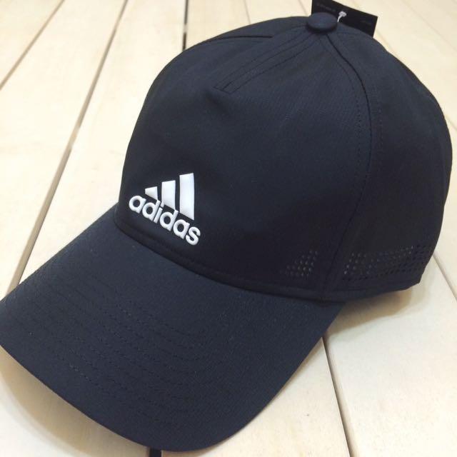 國外帶回 正品 Adidas 老帽 運動帽 壓扣 可調式