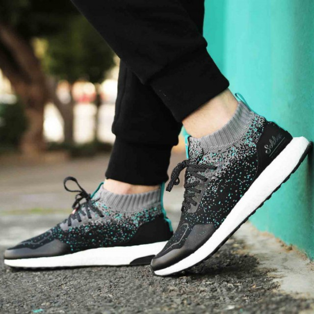 various colors bede0 980fd Adidas Consortium x Packer x Solebox Ultra Boost Mid ...