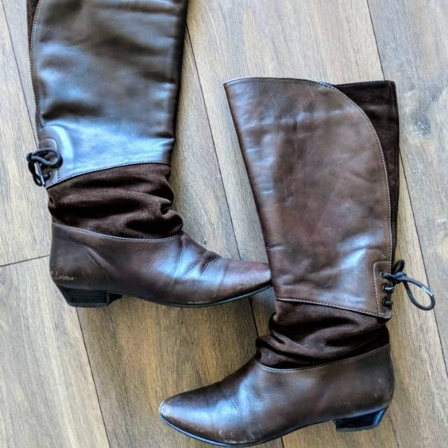 Aldo Brown Boots