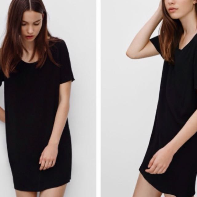 Aritzia shirt dress