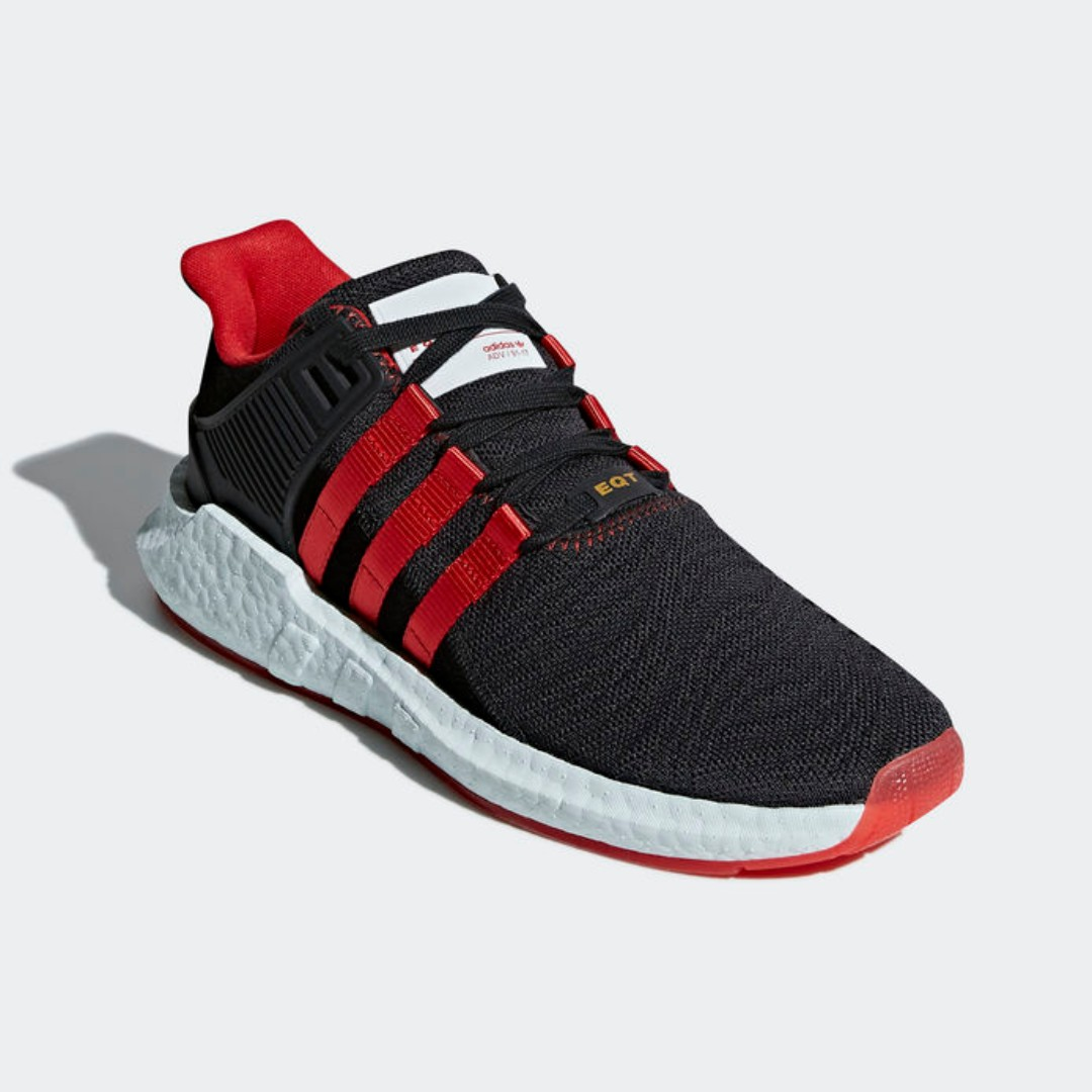 Authentic Adidas EQT SUPPORT 93 17 YUANXIAO CNY 1a7d59d79