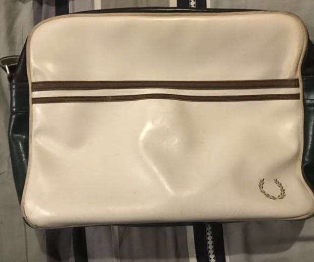 Authentic Fred Perry Bag