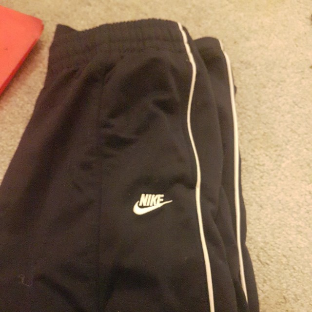 Vintage nike track pants (BARELY worn)