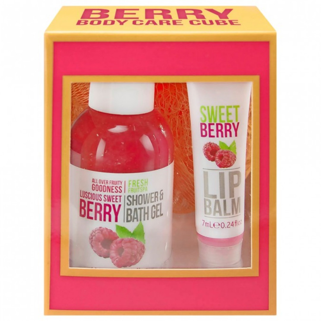 Berry Body Care Pack