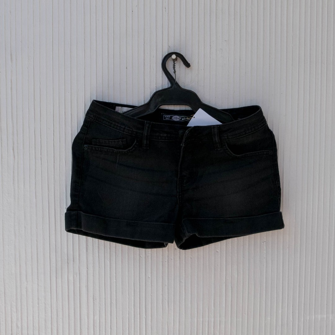 Black Dickies Shorts
