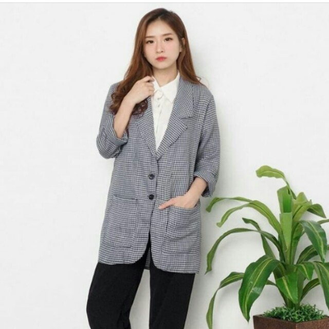 Blazer zara look alike