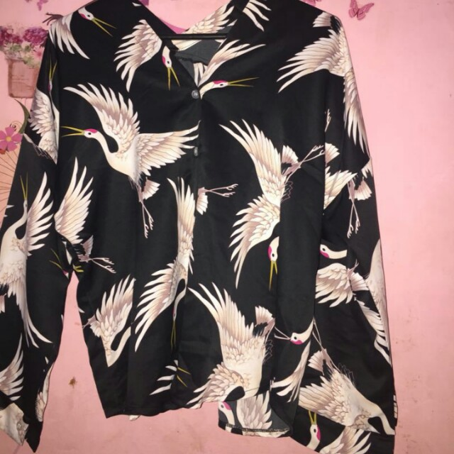 Blouse Flamingo
