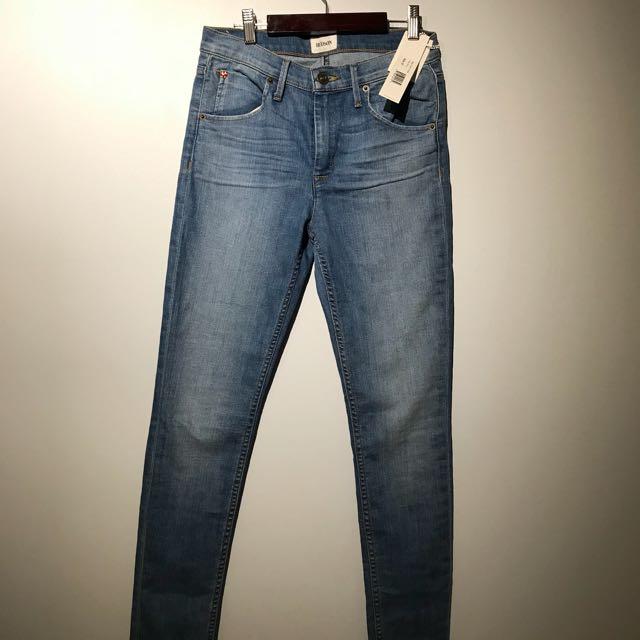 BNWT Hudson High Waist Lynne Jeans - Size 27 Skinny fit