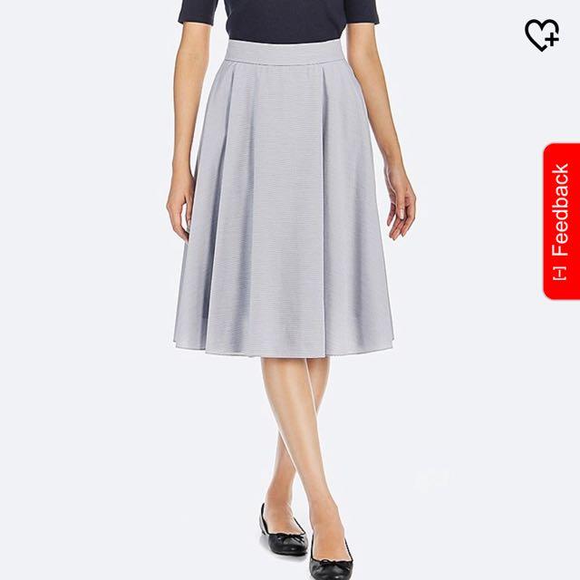 BNWT Uniqlo high waist skirt