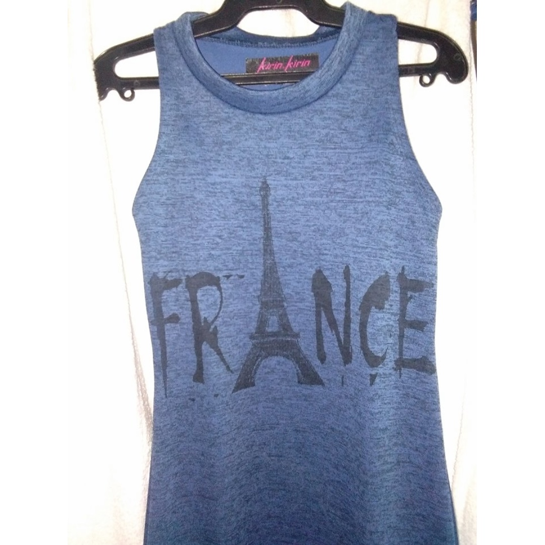 "Bodycon dress ""France"""
