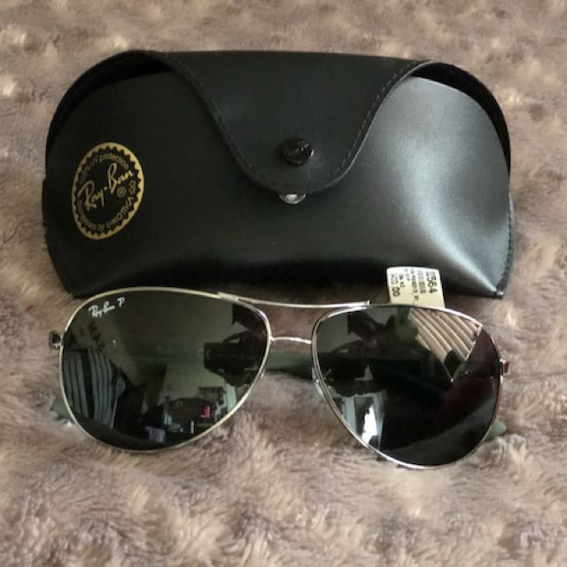 Brand new Polarised Ray Bans
