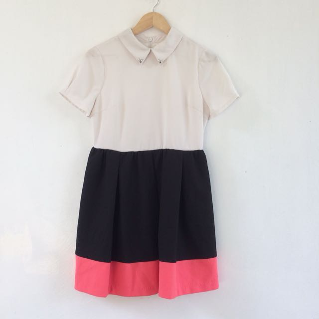 Bread and Butter Collared Dress
