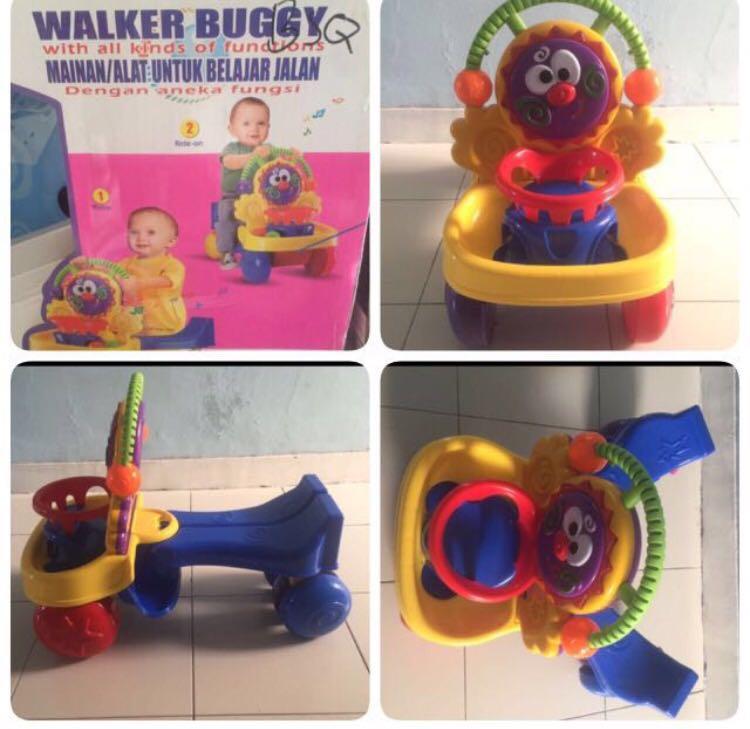 buggy baby walker