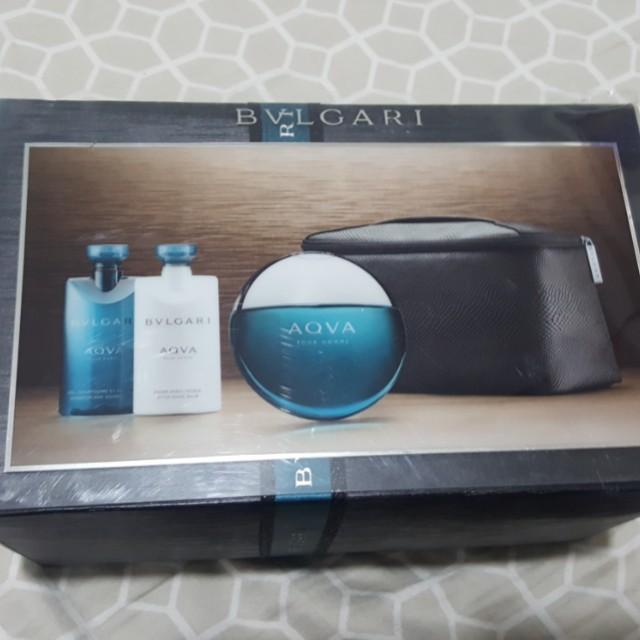 BVlgari AQVA  pour homme perfume