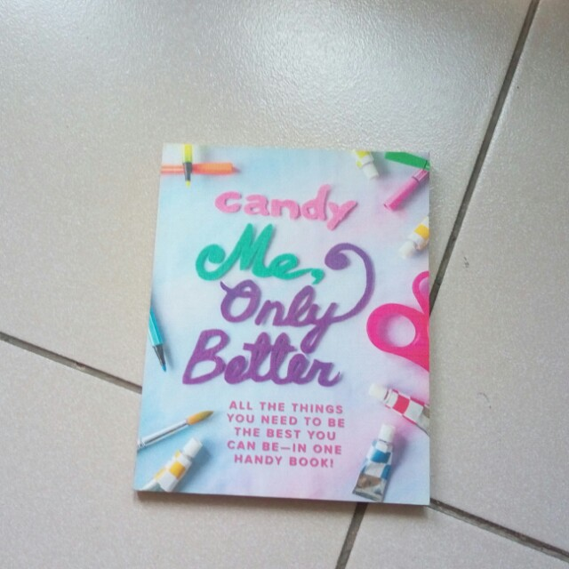 Candy Me Only Better (preloved)