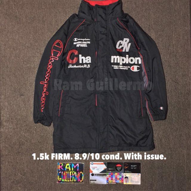 Champion Vintage Jacket size XS-S